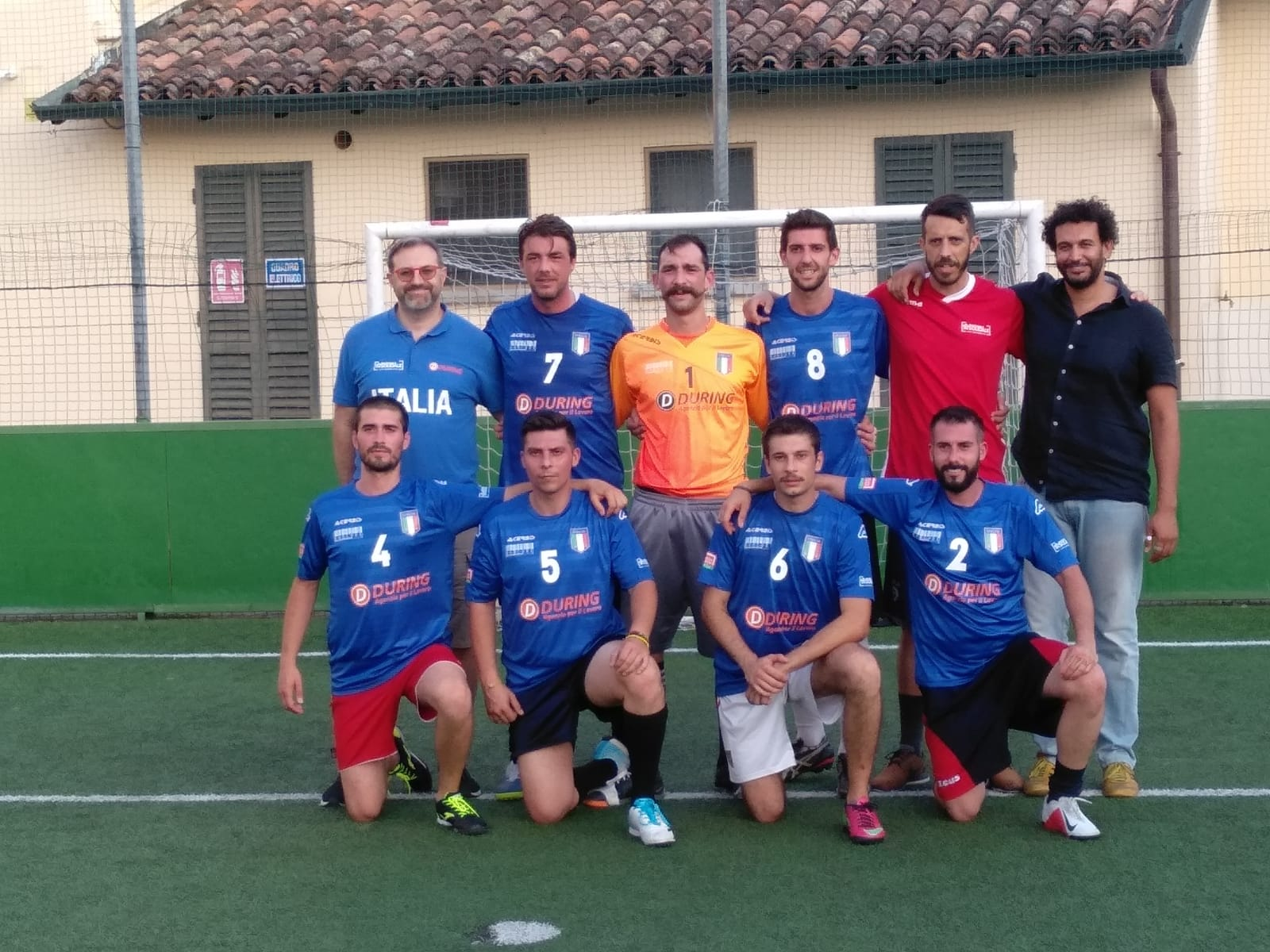 nazionale solidale homeless world cup messico 2018